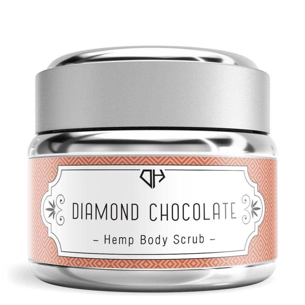 Hemp Body Scrubs